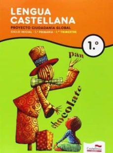 Titantitan.mx Lengua Castellana 1 (Projecte Ciutadania Global) - Sense English Vocabulary 1º Primaria Image