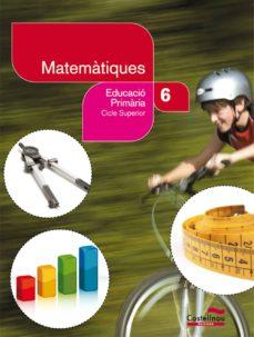 Permacultivo.es Matemàtiques 6 Ep (Ll+cd) (Projecte Salvem La Balena Blanca)6º Primaria Image