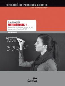 Ojpa.es Gd Ges: Matemàtiques 1.ed 2013 Catala(recursos Profesor) Image