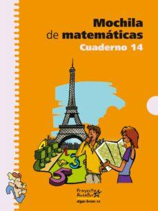 Padella.mx Mochila Matemáticas 14 Educacion Primaria Image