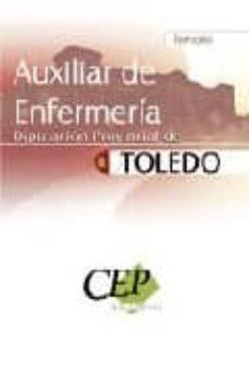 Geekmag.es Temario Oposiciones Auxiliar De Enfermeria De La Diputacion Provi Ncial De Toledo Image