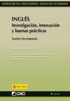 inglés. investigación, innovación y buenas prácticas (ebook)-susan house-9788499803555