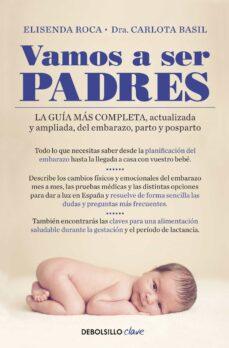 Descargar libros en google pdf VAMOS A SER PADRES 9788499894867