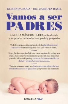 Descargar libros de texto gratuitos ebooks VAMOS A SER PADRES 9788499894867 de ELISENDA ROCA, CARLOTA BASIL (Spanish Edition) MOBI PDB FB2