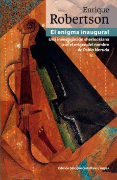 el enigma inaugural (ebook)-enrique robertson-9789560009067