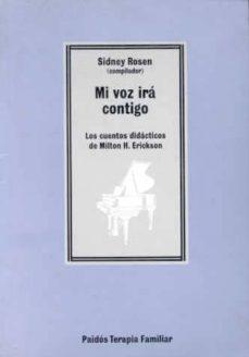 """Carreracentenariometro.es Mi Voz Ira Contigo &Quot;los Cuentos Didacticos De Milton H. Erickson"""" Image"""
