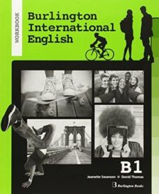 Descargando libros a iphone BURLINGTON INTERNATIONAL ENGLISH B1 (WORKBOOK)
