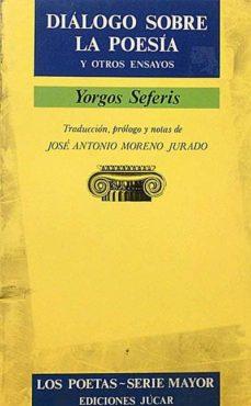 Emprende2020.es Diálogo Sobre La Poesía Y Otros Ensayos. Image