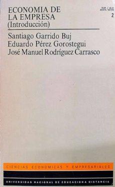 ECONOMÍA DE LA EMPRESA - SANTIAGO GARRIDO BUJ | Triangledh.org
