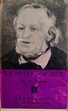 RICARDO WAGNER - W.H. HADOW   Triangledh.org