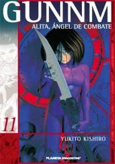 Vinisenzatrucco.it Gunmm-alita, Angel De Combate Nº 11 Image