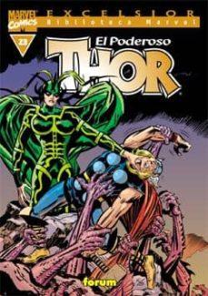 Titantitan.mx El Poderoso Thor Nº 23 (Biblioteca Marvel) Image