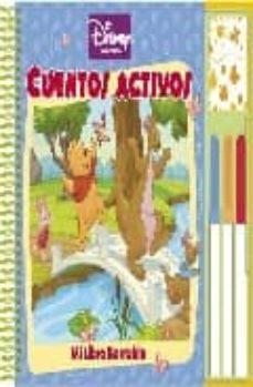 Geekmag.es Cuentos Activos: Mi Libro Borrable (Libro De Carton Con Rotulador Es) (Winnie The Pooh) Image