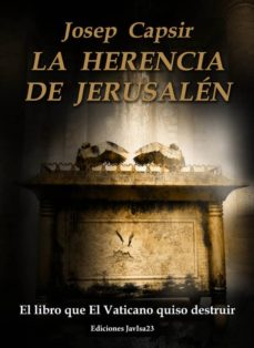 la herencia de jerusalén (ebook)-josep capsir comin-9781482389777