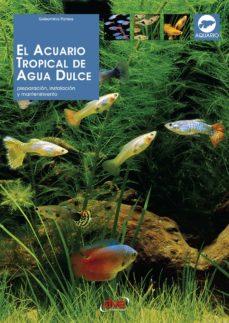 el acuario tropical de agua dulce (ebook)-9781644616277