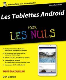 les tablettes android pour les nuls, nouvelle édition (ebook)-dan gookin-9782754075077
