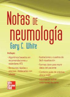 Descargando un libro de amazon a ipad NOTAS DE NEUMOLOGIA 9786071507877 en español ePub RTF PDB de