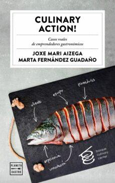 culinary action!-joxe mari aizega-marta fernandez guadaño-9788408178477