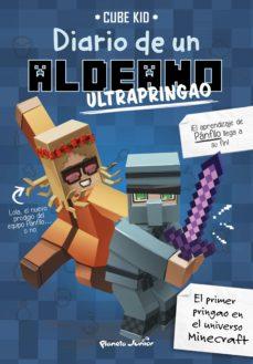 minecraft. diario de un aldeano ultrapringao (ebook)-9788408200277