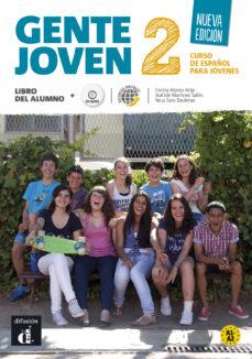 gente joven 2 nueva edicion - libro del alumno (nivel a1-a2)-9788415620877