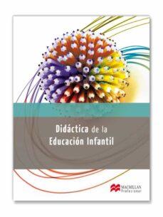didactica educacion infantil-9788415656777