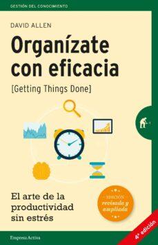 organízate con eficacia (ebook)-david allen-9788417180577
