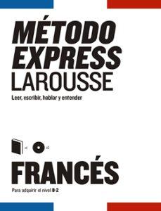 Descarga de libros en formato pdf gratis. METODO EXPRESS FRANCES de  (Literatura española) 9788417273477