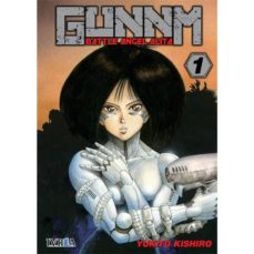 gunnm (battle angel alita) 01-9788417292577