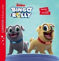 bingo y rolly. mision torrijas (cuentos de buenas noches)-9788417529277