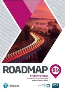 Descargas de libros electrónicos gratis para compartir archivos ROADMAP B1+ STUDENTS  BOOK & WORKBOOK PACK in Spanish de HUGH DELLAR 9788420571577