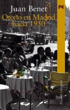 Inmaswan.es Otoño En Madrid Hacia 1950 Image