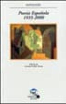 Emprende2020.es Poesia Española 1935-2000 Image