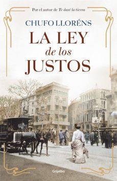 la ley de los justos (ebook)-chufo llorens-9788425393877