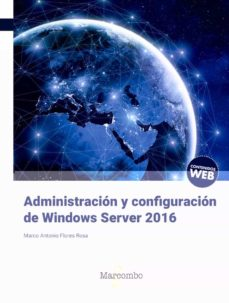 Descargar e-book francés ADMINISTRACION Y CONFIGURACION DE WINDOWS SERVER 2016
