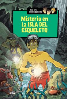 Inmaswan.es Los Tres Investigadores 6: Misterio En La Isla Del Esqueleto Image