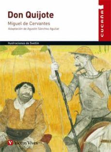 Ebook txt descargar gratis DON QUIJOTE (CUCAÑA, 29) en español de MIGUEL DE CERVANTES SAAVEDRA 9788431676377