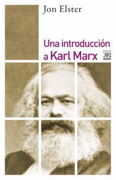 Iguanabus.es Una Introduccion A Karl Marx Image