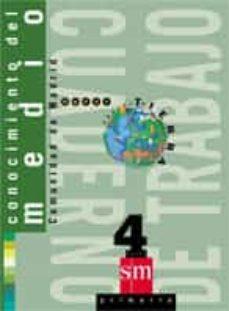 Permacultivo.es Cuaderno Conocimiento Del Medio (Madrid) (4º Educacion Primaria) (Nuevo Proyecto Tierra) Image
