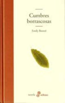 cumbres borrascosas-emily bronte-9788435008877