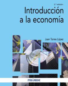 Descargar INTRODUCCION A LA ECONOMIA (2ª ED.) gratis pdf - leer online