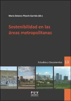 sostenibilidad en las áreas metropolitanas-9788437096377