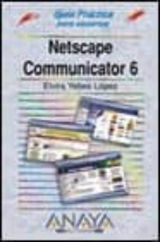 Bressoamisuradi.it Netscape Communicator 6 (Incluye Cd-rom) Image