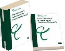 Inmaswan.es Impuesto Sobre La Renta De Las Personas Fisicas (2 Vols.):comenta Rios Y Casos Practicos.(reimpresion Actualizada 2008) Image