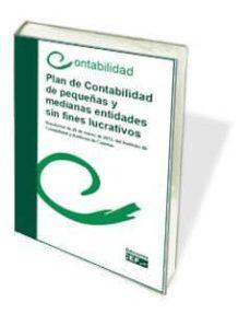Descargar PLAN DE CONTABILIDAD DE PEQUEÑAS Y MEDIANAS ENTIDADES SIN FINES L UCRATIVOS gratis pdf - leer online