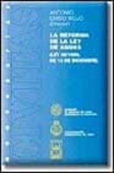 Debatecd.mx La Reforma De La Ley De Aguas, (Ley 46/1999, De 13 De Diciembre) Image