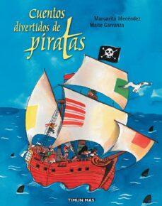 cuentos divertidos de piratas-margarita menendez-maite carranza-9788448017477