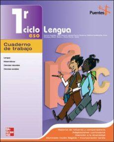 Permacultivo.es Lengua Castellana (1er Ciclo-eso): Cuaderno De Trabajo Image