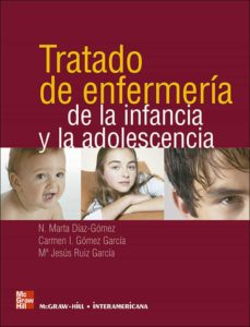 Descargas gratuitas para libros kindle ENFERMERIA DE LA INFANCIA Y LA ADOLESCENCIA de MARTA DIAZ GOMEZ  9788448605377