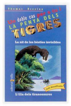 Chapultepecuno.mx La Nit De Les Besties Invisibles; L Illa Dels Tiranosaures Image