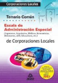 Permacultivo.es Escala De Administracion Especial De Corporaciones Locales : Tema Rio Comun Image